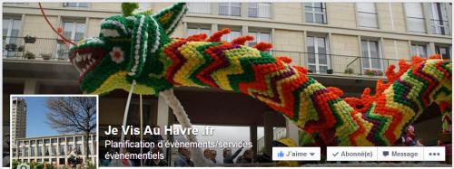 Retrouvez JeVisAuHavre sur Facebook !