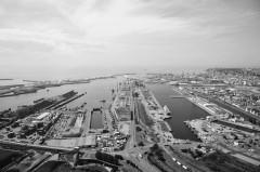 """""""Le Havre en hauteur"""", exposition photo de Christophe Livonnen à l'EFS havrais"""