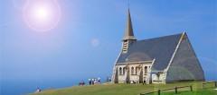 A Etretat, la Région achète la chapelle Notre Dame de la Garde