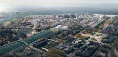 Une tour de 55 mètres de haut va être implantée en centre ville du Havre