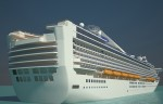 le havre,bahamas,golden princess,star princess,caribbean princess,princess cruises,dock flottant,paquebot