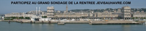 le havre,havrais,sondage,havraises