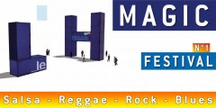 le havre, lh, lh magic festival, music, sortir au havre, magic mirrors, Salsa, Charanga, Reggae, Rock, Kompa